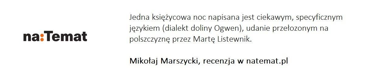 Recenzja Marty Listewnik w natemat.pl